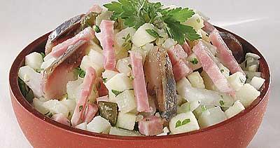 Бабушкин салат