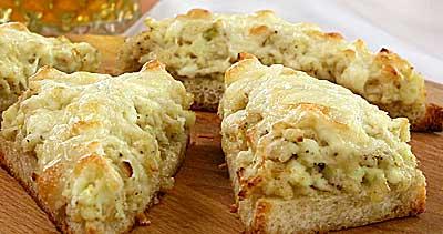 Горячие бутерброды «Пикантные»
