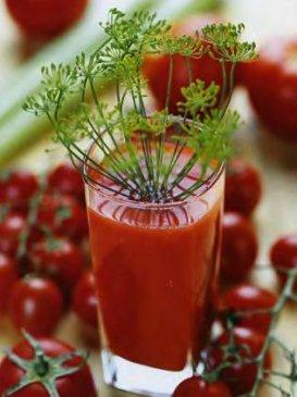 томатный сок с