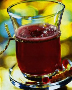 Напиток из граната (низкокалорийный)