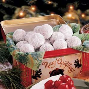 Новый год: Новогодние снежные шарики.