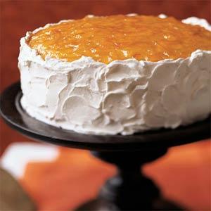 Апельсиновый торт.