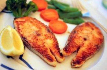 Рыбная диета. Меню рыбной диеты