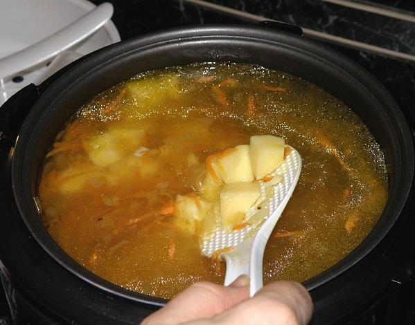 Как сварить суп пошаговое